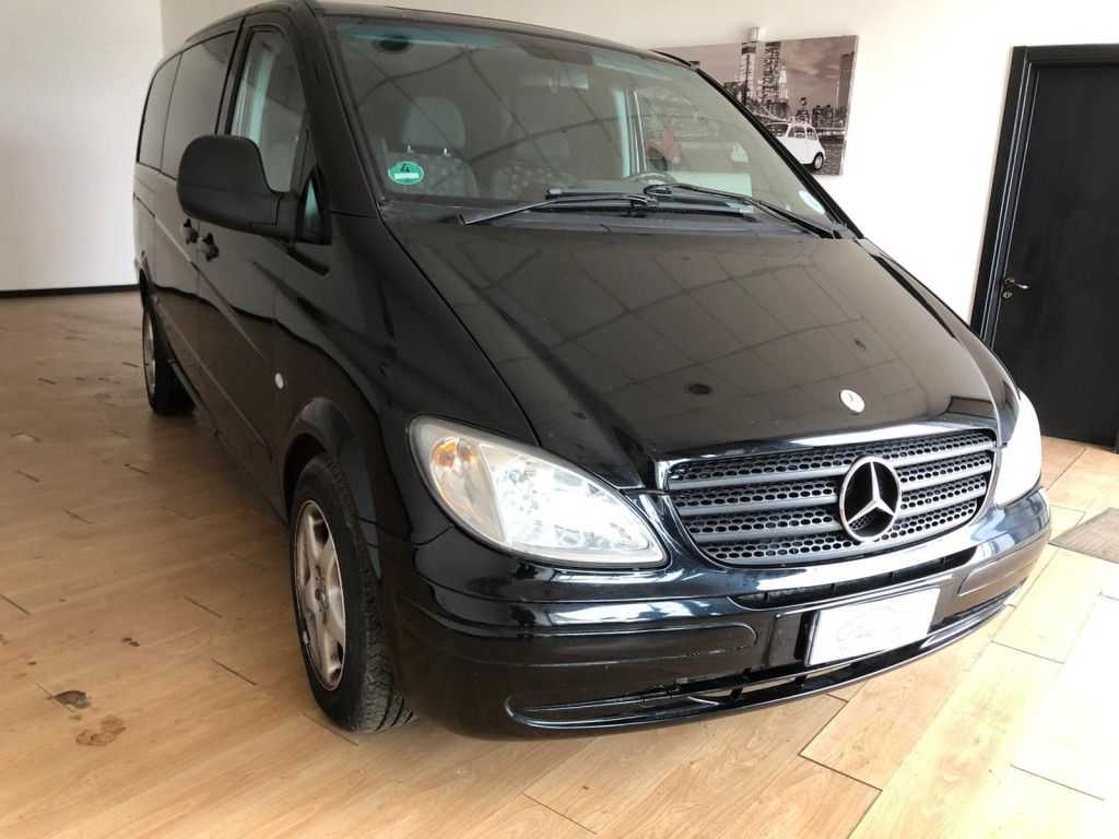 MERCEDES-BENZ VITO 2.2 111 CDI PC-SL Kombi Long